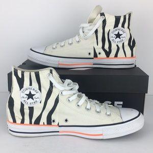 Converse CTAS Twisted Summer Zebra